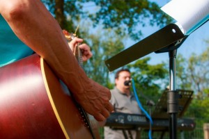 Portland residents enjoy live music events and art festivals throughout the year.